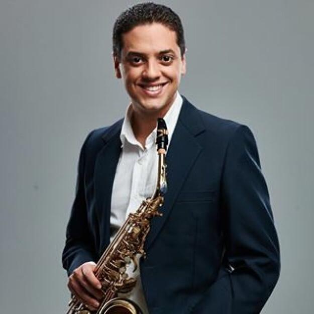 Douglas Lira - Saxophonist